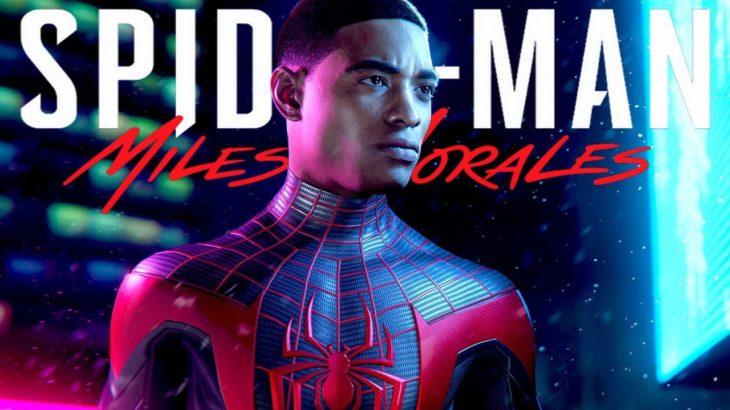 これは未来のゲームです! – スパイダーマン : マイルズモラレス #1 (PS5)