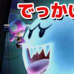 【ゲーム遊び】「テレサでっかいw」#108 ルイージU編 New スーパーマリオブラザーズ U デラックス【アナケナ&カルちゃん】New Super Mario Bros U Deluxe
