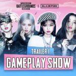 PUBG MOBILE × BLACKPINK FUN MATCH ゲームプレイショー《ティーザー動画》