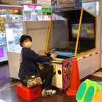 映画待ちゲームセンター