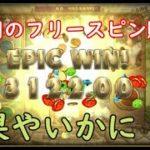 【オンラインカジノ】10万円のフリースピン購入!高額ベットじゃあ!!【White Rabbit】