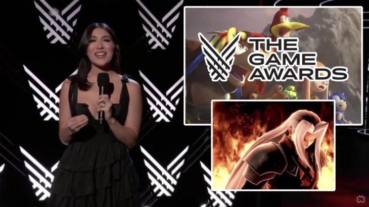 ゲームアワード2020 最新-日本語翻訳版 2020年12月11日 The game awards 2020