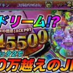 【メダルゲーム】ドリームJP280万獲得動画!!!【ツナガロッタ2】