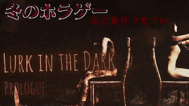 【Lurk in the Dark : Prologue】急にホラーゲームヲやれと言わレた【らびちゃん】