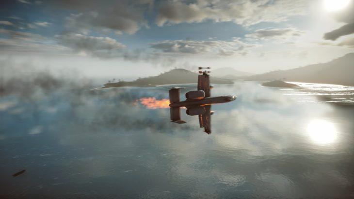 [PS4 BF4] 年内最後のゲーム  バトルフィールド4 battlefield 4