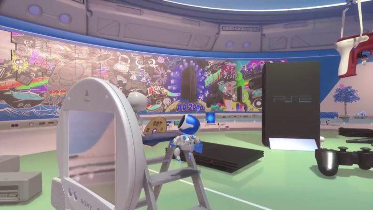 PS5買えたので最初からできるロボットのゲームやる