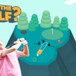 世界一ゴルフをしないゴルフゲーム 【WHAT THE GOLF?】