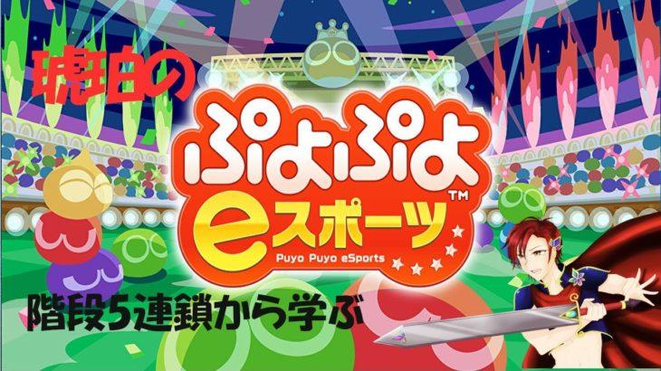 【ぷよぷよeスポーツ】0から始めるぷよぷよ特訓 1000万に向けて #38【概要必読・初見歓迎】