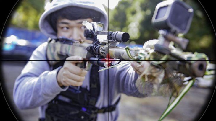 奇襲、隠密、狙撃、突撃、これがサバスナ日本一の本気ゲーム 解説付き