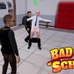 生徒と先生が暴れ回るよく分からないゲームを見つけたww【bad guys at school】