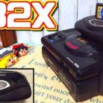 【ゆっくりゲーム雑談】 メガドライブ スーパー32X MD SUPER 32X ネット購入品紹介124