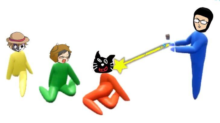 【4人実況】大はしゃぎの笑える暴走パーティーゲーム『 Super Smash 』