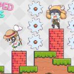 【4人実況】難しすぎて絶叫だらけの即死協力ゲーム『 Trapped Guys 』