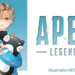 APEX  | 夜だし適当にゲームするべ!→葛葉とDUO【にじさんじ/叶】