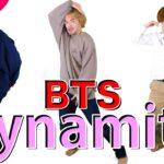 【BTS-Dynamite】1時間で教えろ!!ダンス伝言ゲーム!!!