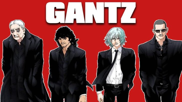 GANTZの18禁ゲームがヤバすぎる『吸血鬼編』