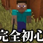 【マイクラ】完全初心者がマインクラフトのゲーム実況を始めた結果・・・【Minecraft Part1】