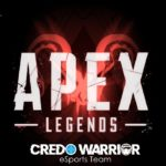 【PS4 Apex Legends】1/10 SCRIM JP【e-sports team CredoWarrior】