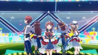 ゲーム「アイドルマスター ポップリンクス」オープニングムービーティザー版PV【アイドルマスター】