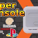 Super Console X – unbox & playreview | 手のひらサイズの据置マルチゲームエミュレーター!ミニシリーズの代表機になり得る最強コンソールかも![開封&プレイレビュー]
