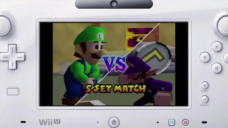 Wii Uのバーチャルコンソールでなんかゲーム物色する放送