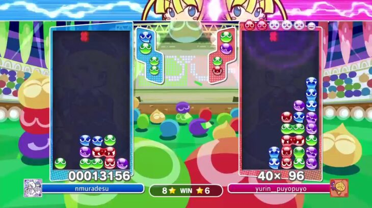 ぷよカップ前の練習!ぷよぷよeスポーツPS4