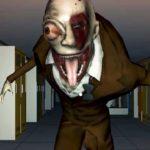 深夜の学校で「目と口が裂けた不審者」が襲ってくる脱出ホラーゲームが恐ろしい