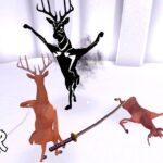 誰しもが笑う「ごく普通の鹿のゲーム」に衝撃の大型アップデートが来てた