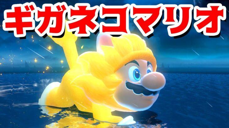【ゲーム遊び】#03 フューリーワールド 今度こそギガネコマリオだ! プレッシー強すぎて色々破壊してるw【アナケナ&カルちゃん】Super Mario Fury World