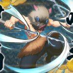 家庭用ゲーム「鬼滅の刃 ヒノカミ血風譚」キャラクター紹介映像04・嘴平伊之助