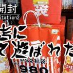 【ゲーム福袋】1.6万円分の福袋開封 PlayStation2編