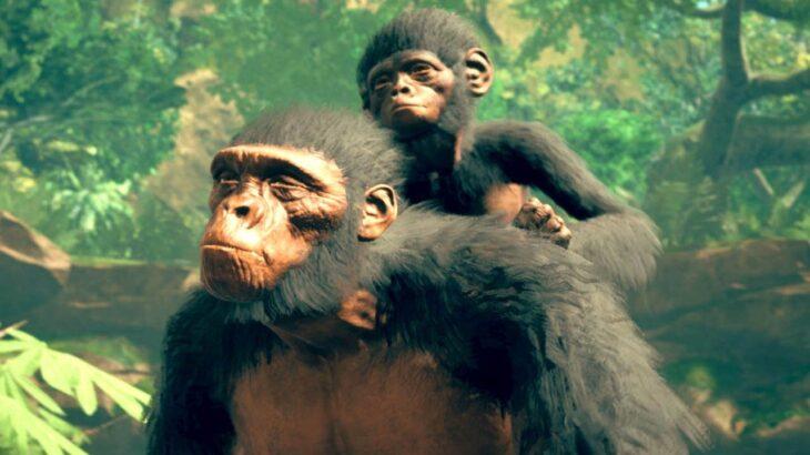 1000万年前の「サル」として進化体験ができるゲームが凄すぎる