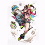 【#コンパス】「リアルにぶっとばす」1時間耐久 MUSIC ピノキオピー ゲームバズーカガール テーマ曲
