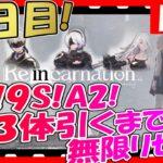 【リィンカネ】コラボキャラ3体そろうまで無限リセマラ!2日目!  その1621【NieR Re[in]carnation】