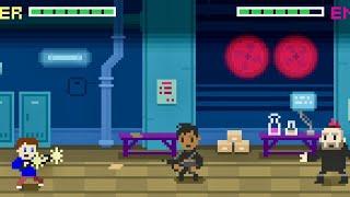映画『ガンズ・アキンボ』が8ビットゲーム風に!?エクストリーム・ガン・アクションを完全再現/8ビットゲーム風動画