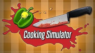 【Cooking Simulator】ゲームで料理作る配信