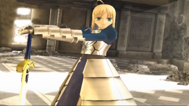 Fateの格闘ゲームが面白すぎる『Fate/unlimited codes』