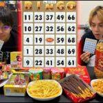 【新ゲーム】お菓子を食べて数字を開けろ!もぐもぐビンゴ!!