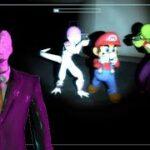 【ホラーゲーム】リアルエンダーマンから逃げ回る【マリオ人狼メンバー】