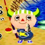『どうぶつの森』の釣りが遊べるゲーム 中編【おどるメイドインワリオ】