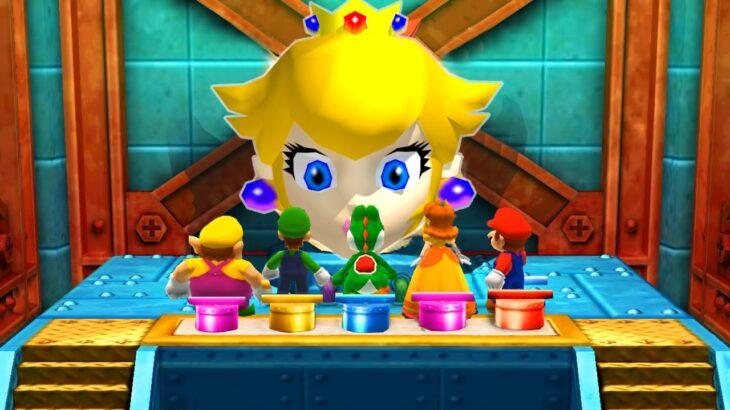 【マリオパーティ100ミニゲームコレクション】すべての面白いミニゲーム