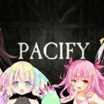 【ホラー】絶叫注意のホラーゲームを4人でやってみる!【Pacify/VTuber/姫熊りぼん】