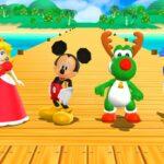 【マリオパーティ9】すべてのミニゲームピーチマリオミッキーマウスソニック