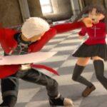 Fateの格闘ゲームがヤバすぎる『Fate/unlimited codes』