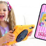 子供用の新しいゲーム Love, Diana Dress Up