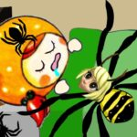 【クモ人間から逃げろ❗️】恐怖の脱出ゲーム!ロブロックスで呪われたお化けからの逃走中!面白い脱獄ホラーゲームは人気のRoblox Spider!ここなっちゃんたまごMammy