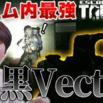 ゲーム内最強のSMG「黒ベクター」を紹介する! 【EFT】