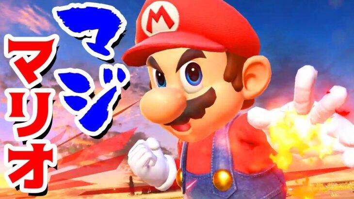 【ゲーム遊び】スマブラSP マジマリオ!クッパをたおして本気でオンライン対戦だ!【アナケナ】Super Smash Bros