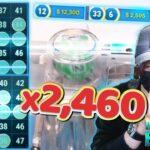 🔥【万ドル】メガボーラーkaekaeに伝説降臨!【オンラインカジノ】【gambola kaekae】【MEGA BALL】