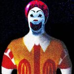 深夜のマクドナルドで「狂気のドナルド」に襲われて笑ってしまうホラーゲーム